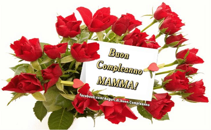 Ben noto di Buon Compleanno | Buon Compleanno Mamma! JI22
