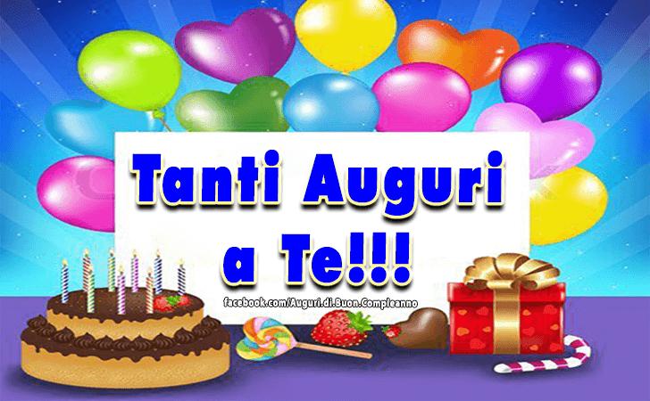 Popolare Auguri di Buon Compleanno | Buon Compleanno BP73