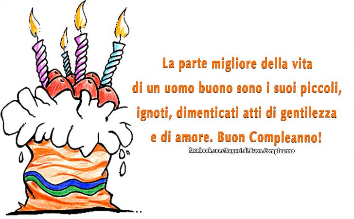 Amato Auguri Di Buon Compleanno Per Un Uomo | Monroeknows RO87
