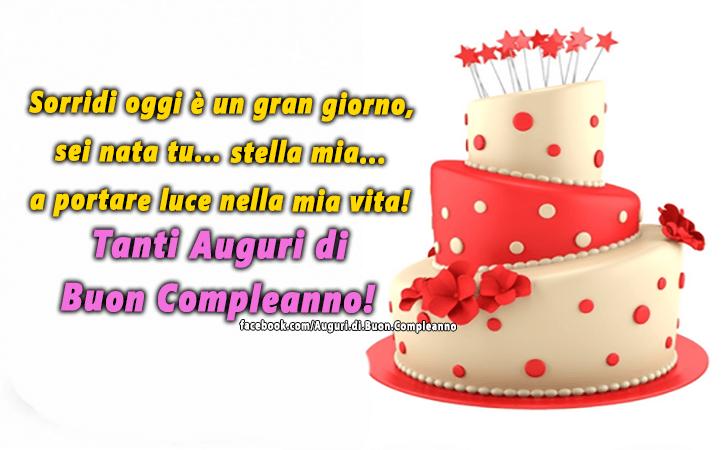 Estremamente Auguri di Buon Compleanno | Buon Compleanno NF62