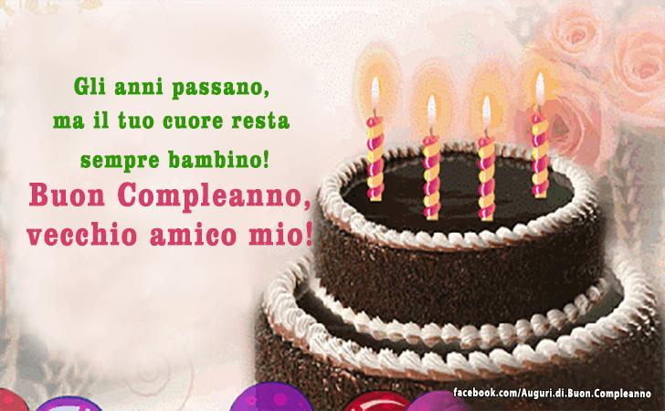 spesso Auguri di Buon Compleanno | Buon Compleanno SP16