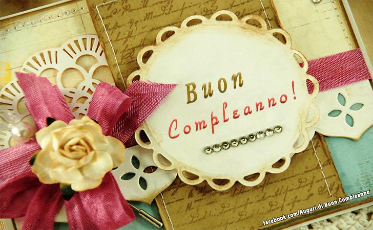 Preferenza Auguri di Buon Compleanno | Buon Compleanno JG48