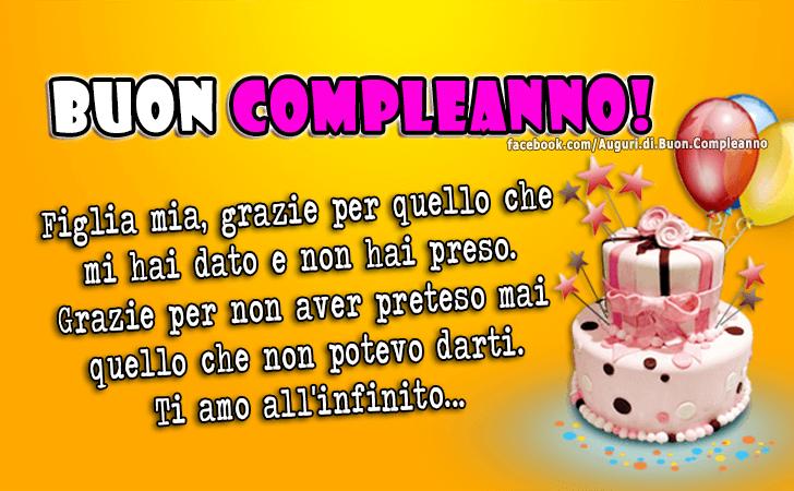 Top Auguri di Buon Compleanno | Buon Compleanno! FV45