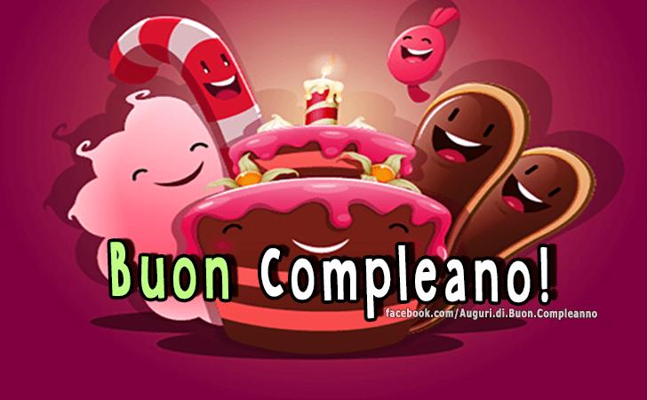 Buon Compleanno!(Frasi e Immagini)