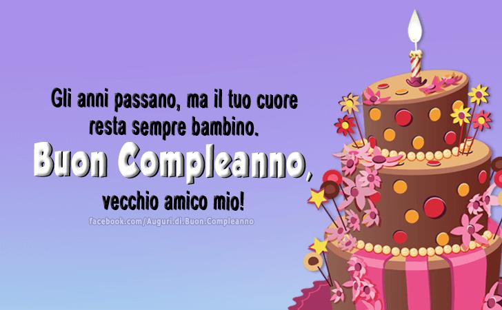 Célèbre Auguri di Buon Compleanno | Buon Compleanno MQ45