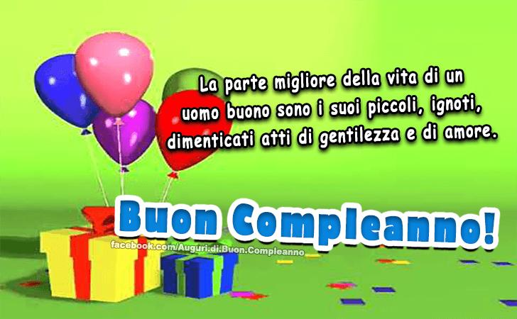 Eccezionale Auguri di Buon Compleanno | Buon Compleanno! GM09