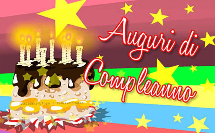 Auguri di Compleanno! (Auguri, Frasi e Immagini di Buon Compleanno)