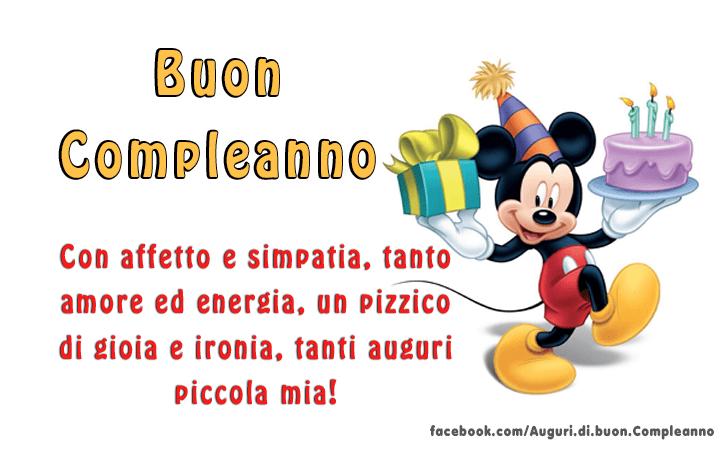 Favorito Auguri di Buon Compleanno | Buon Compleanno SL42