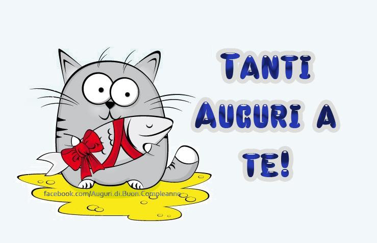Tanti Auguri a Te! :)(Frasi e Immagini)