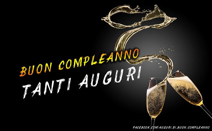 Buon Compleanno! Tanti Auguri (Auguri, Frasi e Immagini di Buon Compleanno)