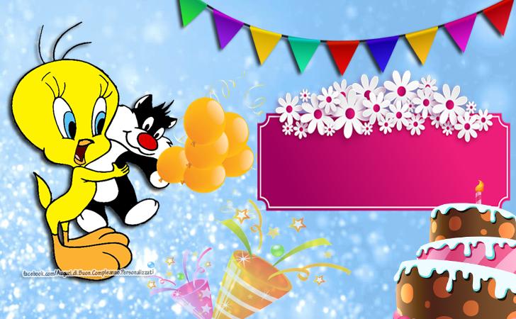 Auguri Di Buon Compleanno Personalizzati 10