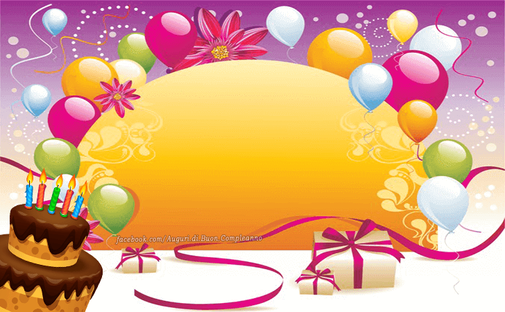 Auguri Di Buon Compleanno Personalizzati 7