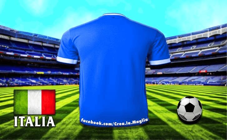 Crea la Maglia - crea la tua maglia da calcio