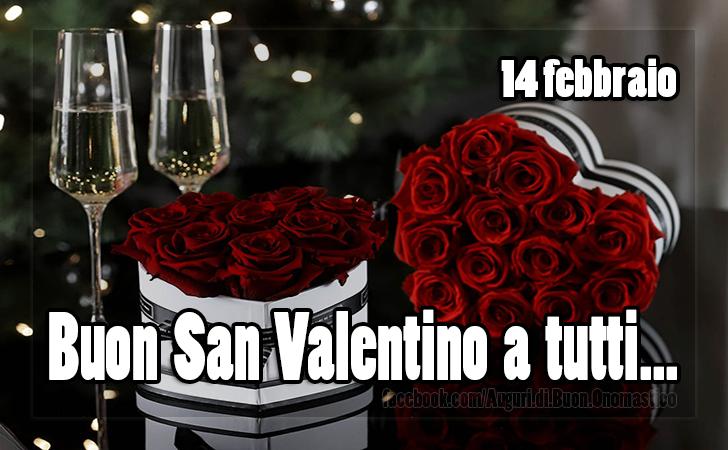 Buon San Valentino a tutti... 14 Febbraio - Buon San Valentino a tutti... 14 Febbraio