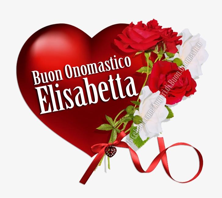 Onomastico del nome Elisabetta - Buon Onomastico Elisabetta - Frasi e Immagini