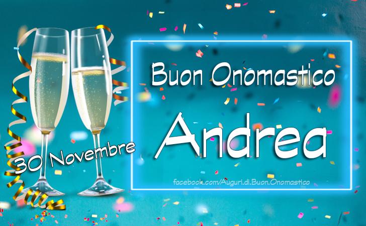Andrea - Onomastico del nome Andrea 30 Novembre - Sant'Andrea apostolo (Onomastico) si festeggia il 30 novembre