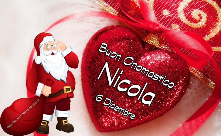 San Nicola (6 Dicembre) - Onomastico del nome Nicola - Onomastico del nome NICOLA, 6 Dicembre