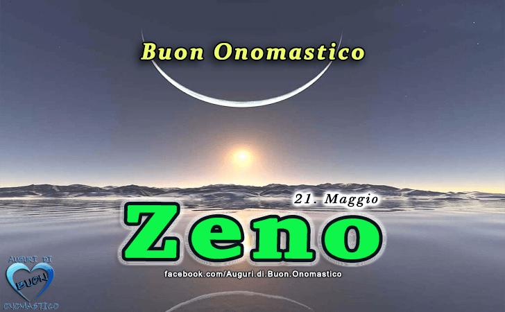 Buon Onomastico Zeno! - Buon Onomastico Zeno!