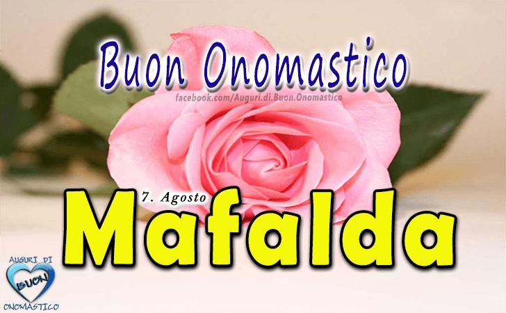 Auguri Di Buon Onomastico Buon Onomastico Mafalda