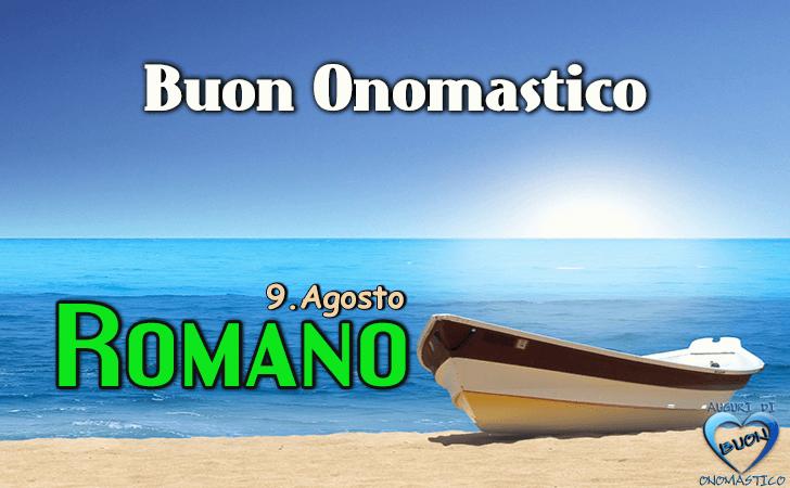 Buon Onomastico Romano! - Buon Onomastico Romano!
