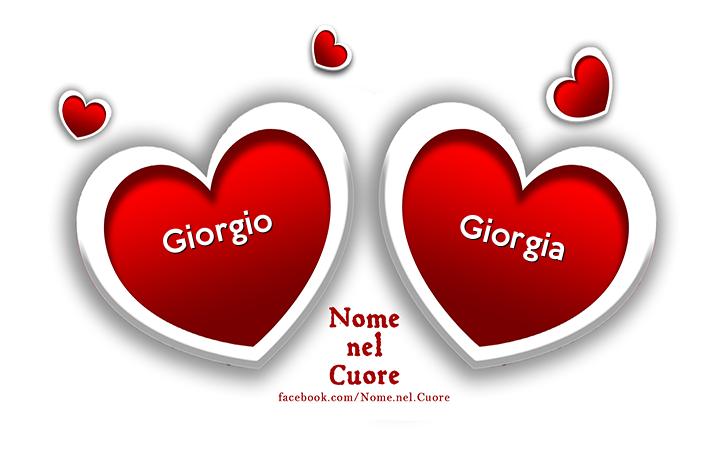 Buon Onomastico Giorgio e Giorgia - San Giorgio (23 aprile)  Auguri di Buon Onomastico Giorgio e Giorgia ♥