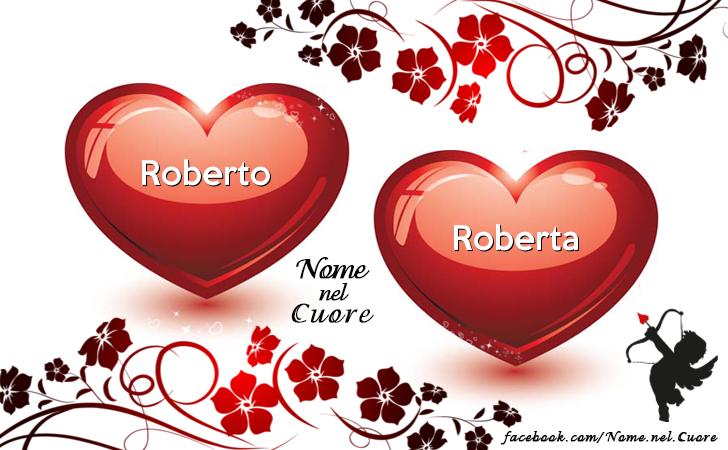 Buon Onomastico Roberto e Roberta - Buon Onomastico Roberto e Roberta