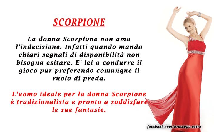 Caratteristiche Dei Segni Zodiacali Scorpione