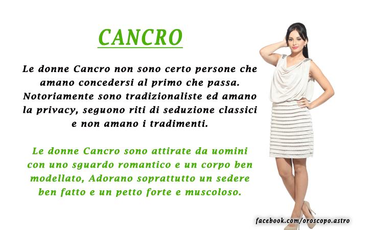 Caratteristiche dei segni zodiacali cancro - Cancro e scorpione a letto ...