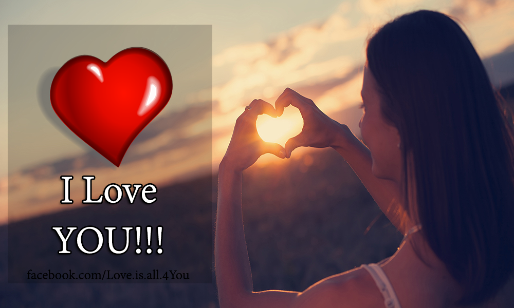 Love is all | I Love