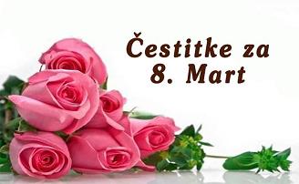 Čestitke za 8.Mart